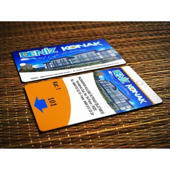 Otel oda kartı - Energy sacer card -Havlu kartı - Otel kapı kartı fiyatları